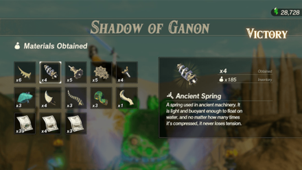 Hyrule Warriors: Age of Calamity - Shadow of Ganon