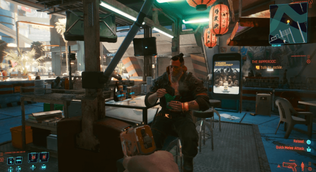 Cyberpunk 2077 The Ripperdoc 01.png