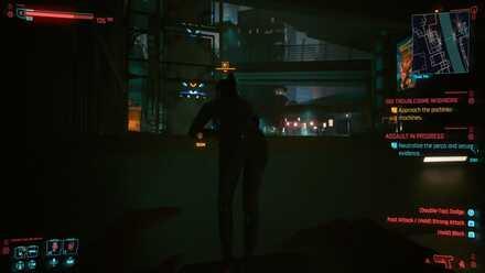 Cyberpunk 2077 - Stealth