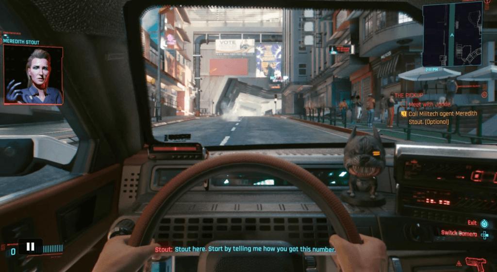 Cyberpunk 2077 - Strategic Decisions
