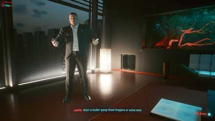 Cyberpunk 2077 - Cutscene