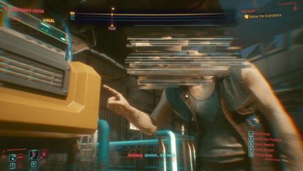 The Hunt Second Braindance