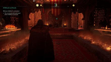 Of Blood and Bonds - Witness Halfdan