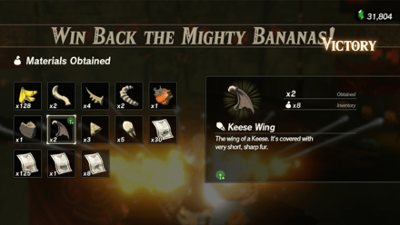 Hyrule Warriors: Age of Calamity - Win Back the Mighty Bananas!