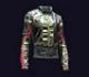 Изношенная боевая рубашка Дикаря