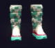 Pixel Neige Snow Boots with Canvas Duolayer