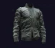 Reinforced-Laminate Military Flight Jacket