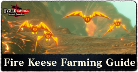 Hyrule Warriors Age of Calamity Fire Keese Farming Guide.png