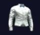 Стильная рубашка и жилет с двойным переплетением