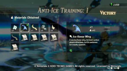 Ice Keese Anti-Ice Training I Rewards.jpg