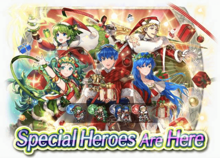 Glorious Gifts (Revival) Banner