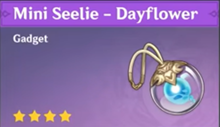 How to Get Mini Seelie - Dayflower and Effects