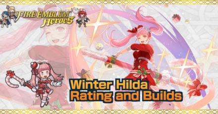 FEH Winter Hilda Banner