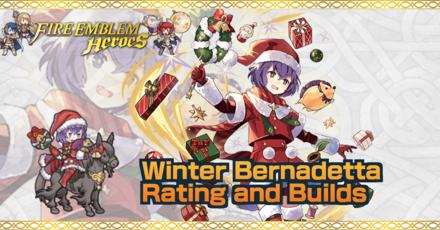 FEH Winter Bernadetta Banner