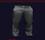 Прочные брюки из синфибры со складками
