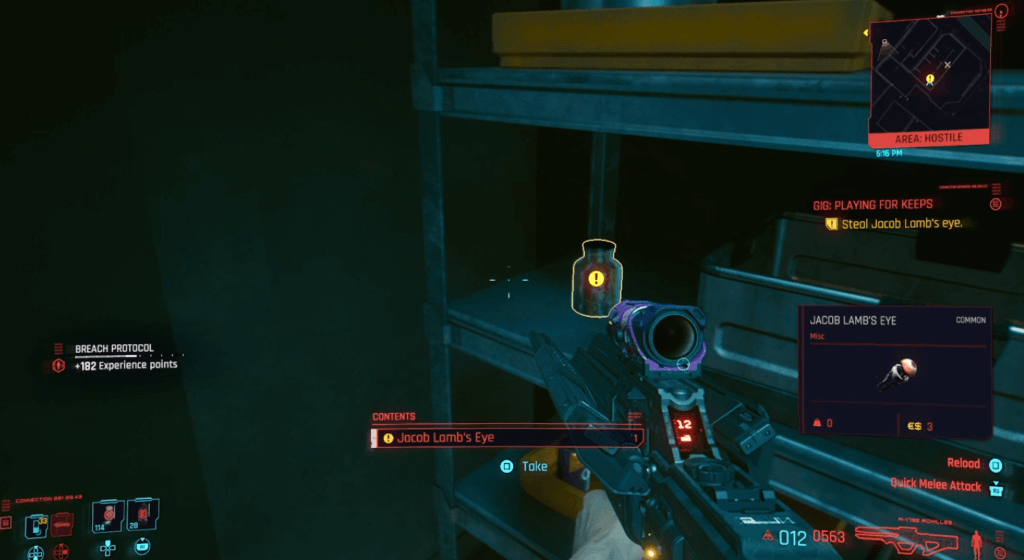 Cyberpunk 2077 Playing for Keeps 03.png