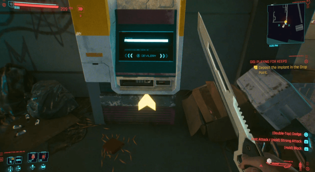 Cyberpunk 2077 Playing for Keeps 04.png