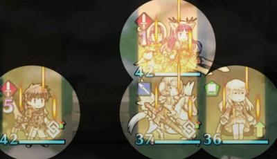 Winter Altina Harmonized Vantage Skill Fire Emblem Heroes FEH
