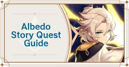 Genshin - Banner - Albedo Story Quest.jpg