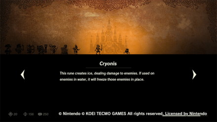Hyrule Warriors: Age of Calamity - Terrako Loading Screen