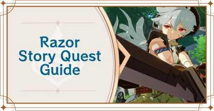 Genshin - Banner - Razor Story Quest.jpg