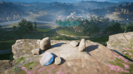 First Stone - Cairn Mystery Suthsexe (AC Valhalla).png