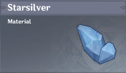 How to Get Starsilver and Effects