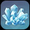 Rime-Worn Crystal Image