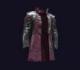Kyuketsuki Flame-Resistant Polyamide Rocker Coat