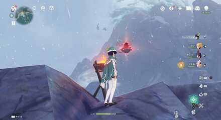 Genshin - Crimson Agate 27 Location