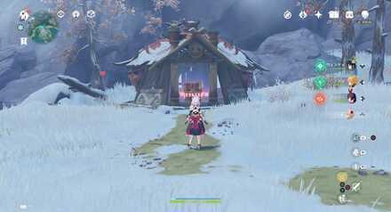 Genshin - Crimson Agate 37 Location