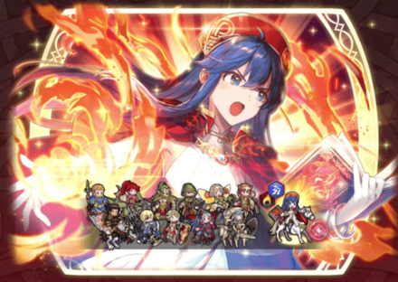 Lilina: Firelight Leader Banner