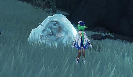 Frozen Boar