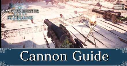 cannon guide