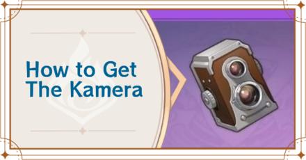 Genshin Impact - How to Get Kamera.png