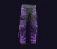 Purple Shock Anti-Mech Cargo Pants