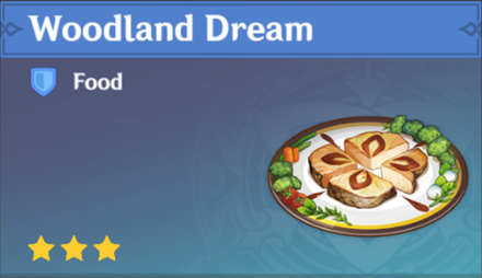 How to Get Woodland Dream and Effects