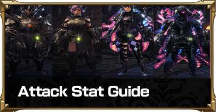 attack stat guide