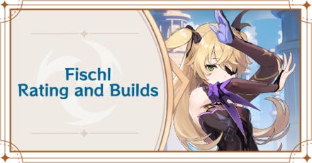 Genshin Impact - Fischl Banner