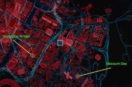 Santo Domingo Cyberpsycho Locations.jpg