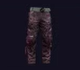 Power Fame Cargo Pants with Reinforced Mesh