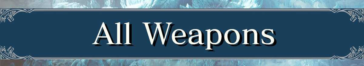 All Weapons Banner