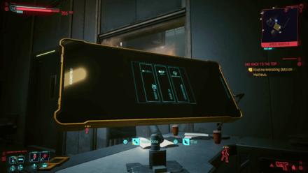 Cyberpunk 2077 - Get inside Matheus