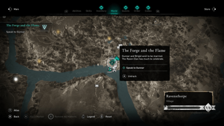 The Forge and The Flame - Starting Location.png