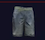 Composite-Lined Jean Shorts