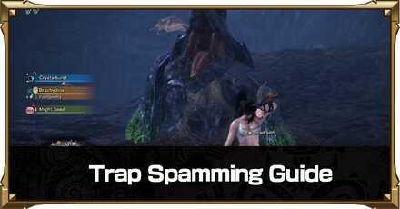 trapspam banner