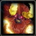 Fire Lynel Icon