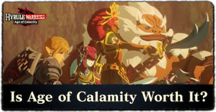 Review And Rating Is Hyrule Warriors Age Of Calamity Worth It Hyrule Warriors Age Of Calamity Game8