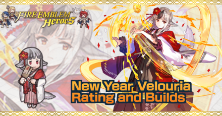FEH New Year Velouria Banner