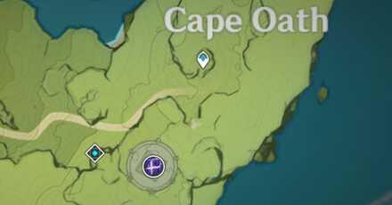 Genshin - Electro Hypostasis Map and Location